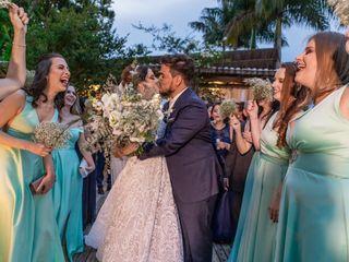 O casamento de Gabriela e Paulo