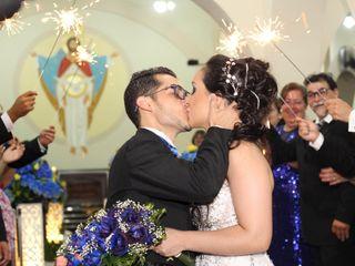 O casamento de Daiane Schaefer e Gerson Lopes