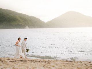 O casamento de Tuanny e William
