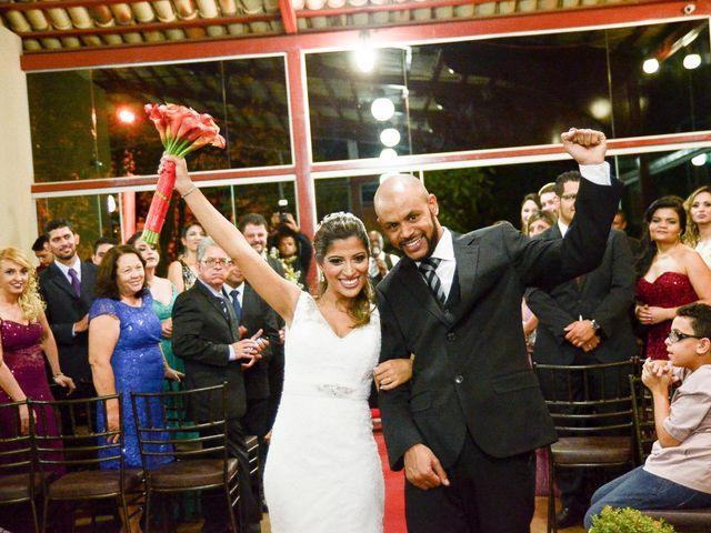 O casamento de Tamires e Samuel