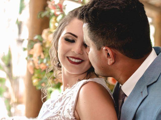 O casamento de Jéssica e Édipo