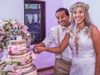 O casamento de Cíntia e Bruno