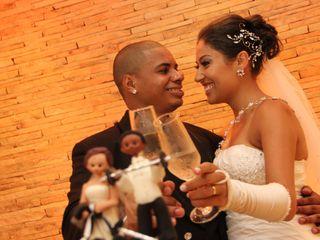 O casamento de Janaina e Erick