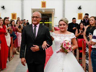 O casamento de Claudia e Marcio 2