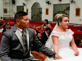 O casamento de Claudia e Marcio 3