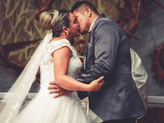 O casamento de Claudia e Marcio