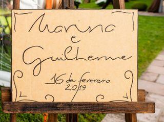 O casamento de Marina e Guilherme 3