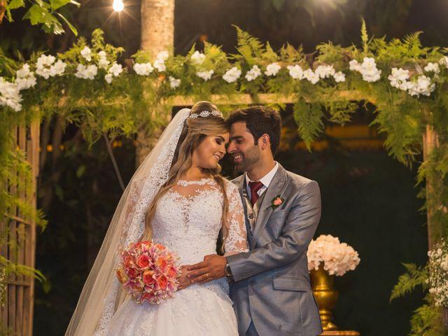 O casamento de Tatiane e Lourival