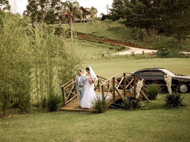 O casamento de Tiago e Amanda em Curitiba, Paraná 20