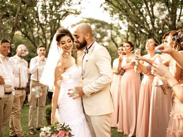 O casamento de Tiago e Amanda em Curitiba, Paraná 1