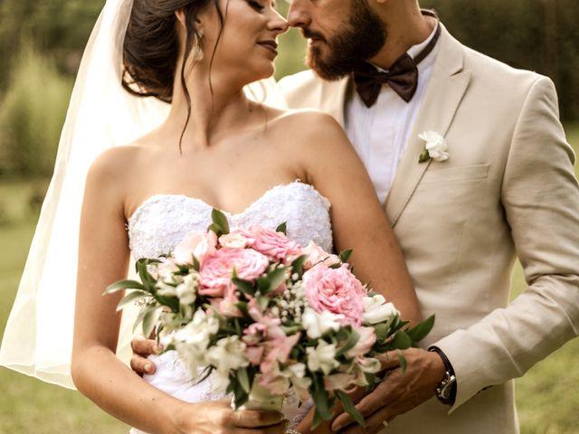 O casamento de Tiago e Amanda em Curitiba, Paraná 43