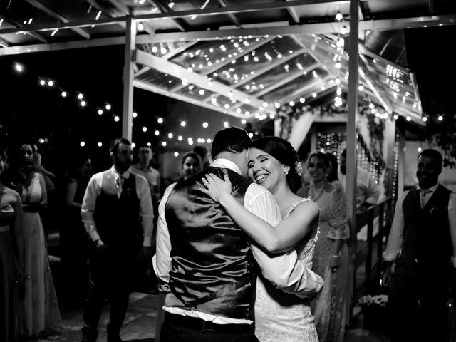 O casamento de Carla e Mario