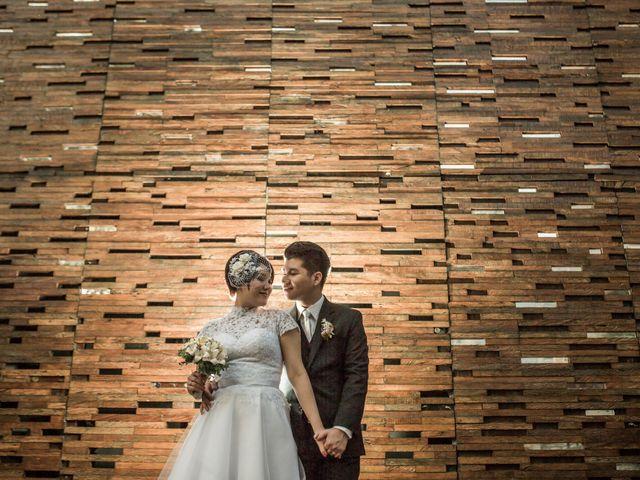 O casamento de Sarina Tsui e So Pei Yeu