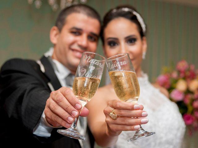 O casamento de Naiara e Jorge