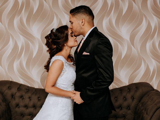 O casamento de Mariana e Junior