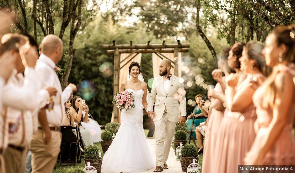 O casamento de Tiago e Amanda em Curitiba, Paraná