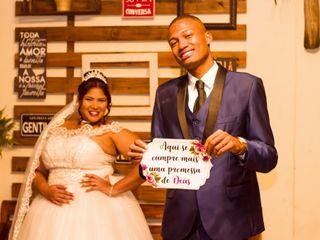 O casamento de Suelen e Gerson
