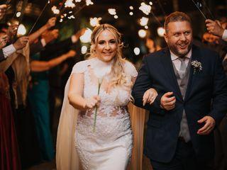 O casamento de Mariana e Marcelo