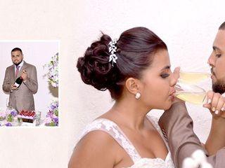 O casamento de Jenifer e Alan 1