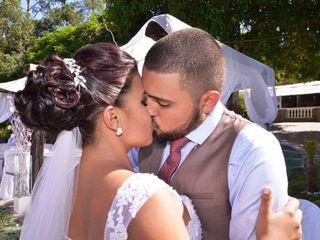 O casamento de Jenifer e Alan