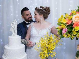 O casamento de Daniela  e Leandro  1