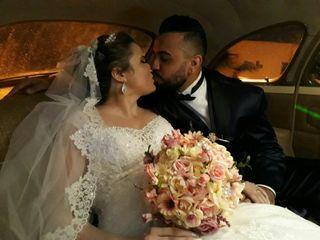 O casamento de Daniela  e Leandro