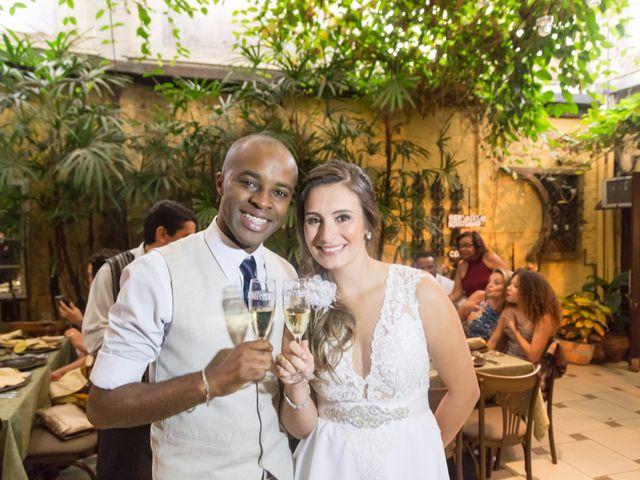 O casamento de Alessandra e Wladmir