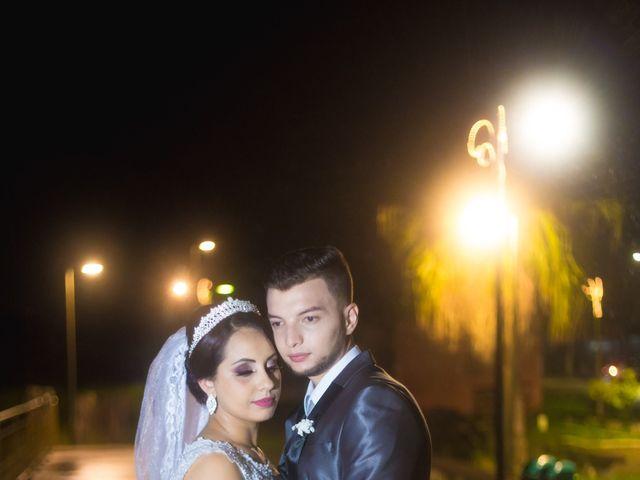 O casamento de Michele e Clemerson