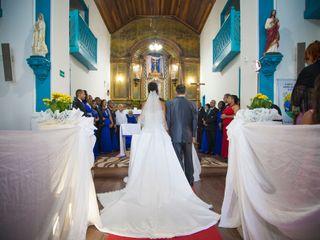 O casamento de yara e deh 2
