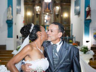 O casamento de yara e deh
