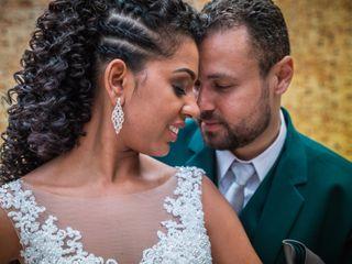 O casamento de Mayara e Thomas