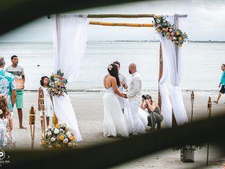 O casamento de Letícia e Valdecir 1