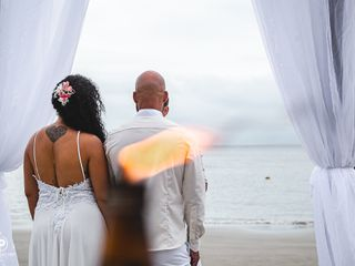 O casamento de Letícia e Valdecir 2