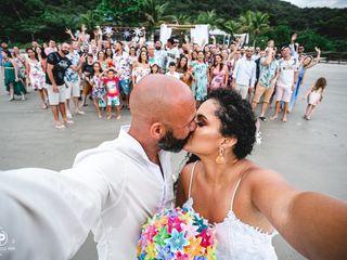 O casamento de Letícia e Valdecir