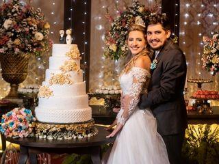 O casamento de Lívia  e Afonso
