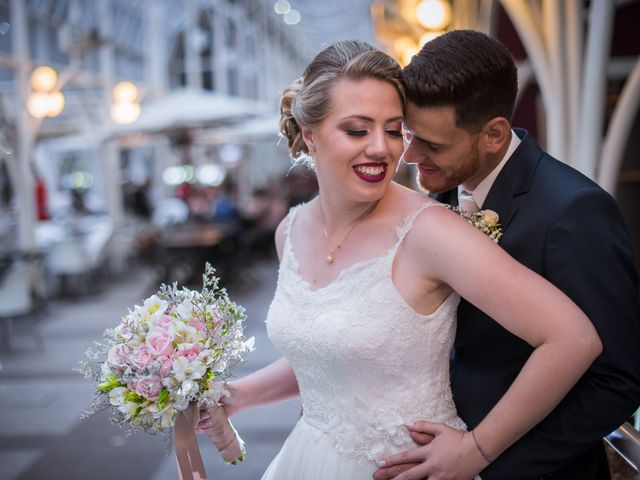 O casamento de Débora e Wilian
