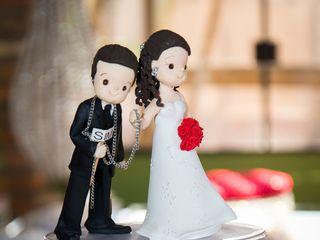 O casamento de Aline e Cleberson 1
