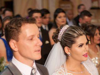 O casamento de Daieny e Evandro 1