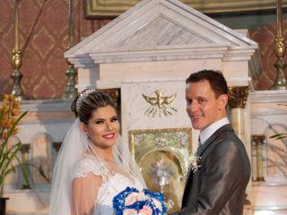 O casamento de Daieny e Evandro 3
