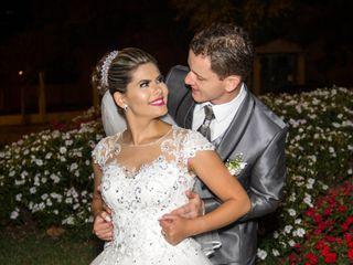 O casamento de Daieny e Evandro