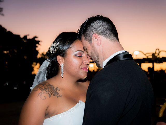 O casamento de Aline e Cleberson