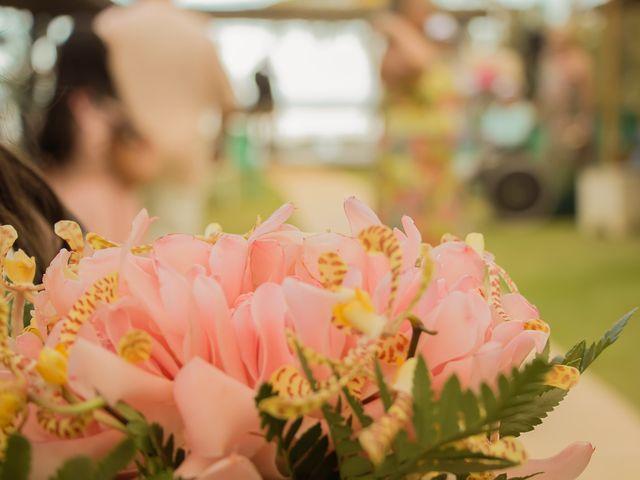 O casamento de Orlando e Michelle em Itacaré, Bahia 1