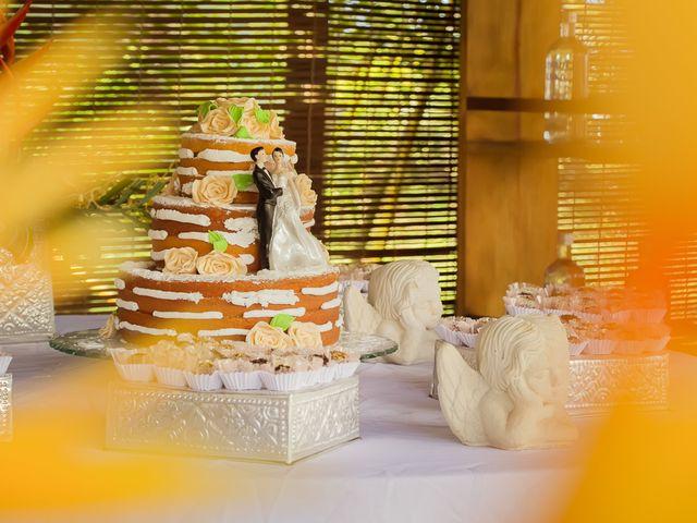 O casamento de Orlando e Michelle em Itacaré, Bahia 4