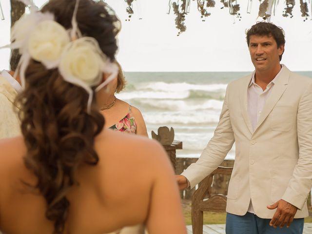 O casamento de Orlando e Michelle em Itacaré, Bahia 5