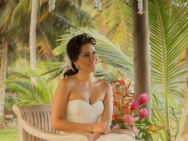 O casamento de Orlando e Michelle em Itacaré, Bahia 8