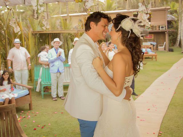 O casamento de Orlando e Michelle em Itacaré, Bahia 10