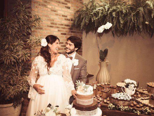 O casamento de Janaína e Fábio