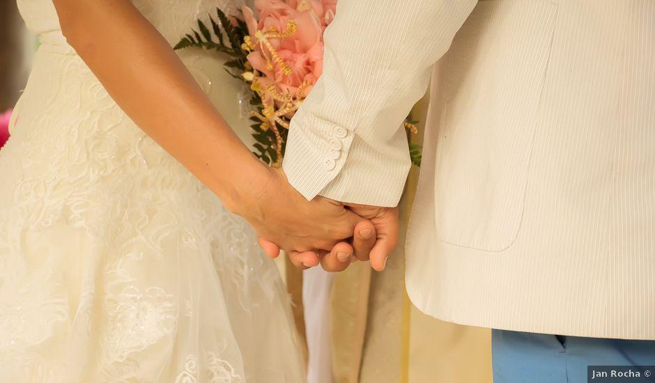 O casamento de Orlando e Michelle em Itacaré, Bahia
