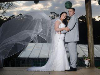 O casamento de Giovanna e Kauê