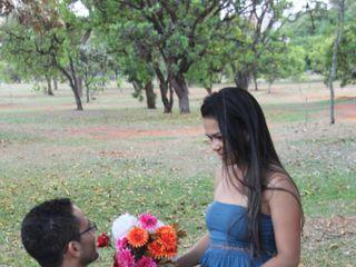 O casamento de Michelly e Adriano 1